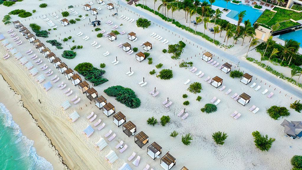 ESTUDIO PLAYA MUJERES   Panoramic Beach 5