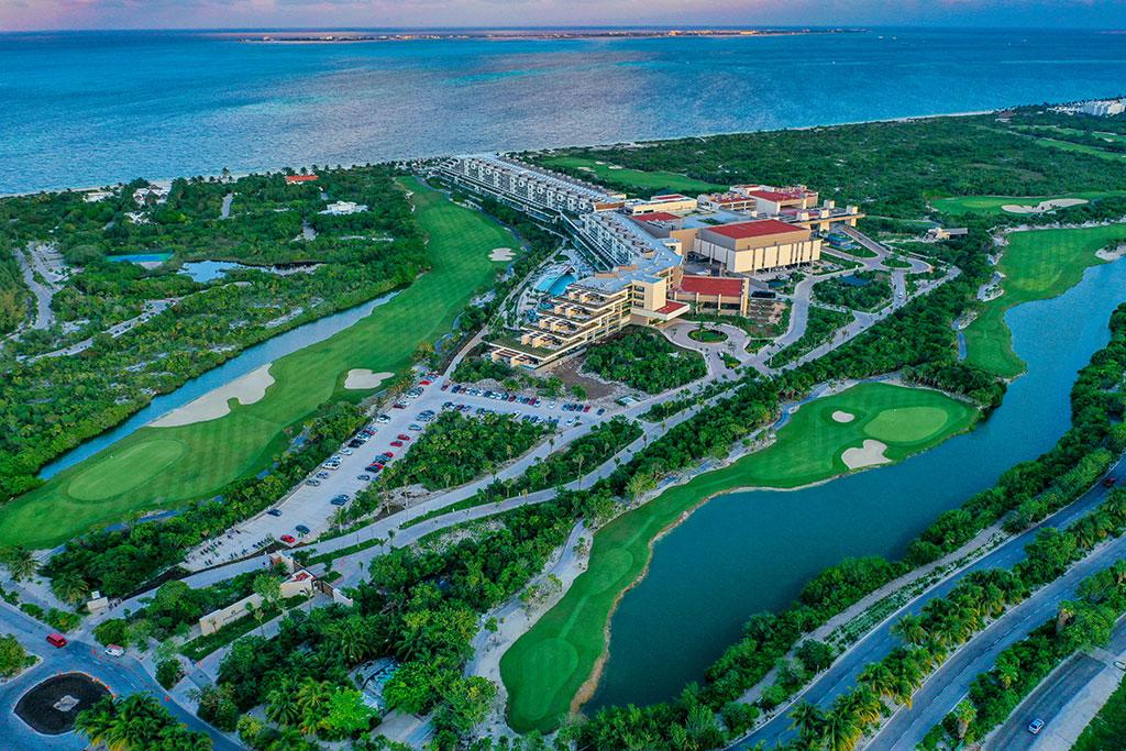 ESTUDIO PLAYA MUJERES   Panoramic Resort View