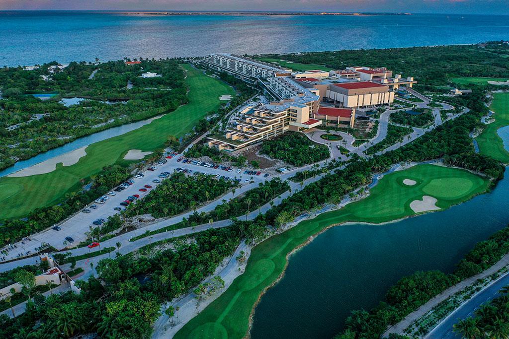 ESTUDIO PLAYA MUJERES   Panoramic Resort View 1