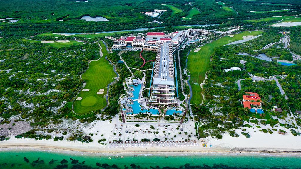 ESTUDIO PLAYA MUJERES   Panoramic Resort View 3