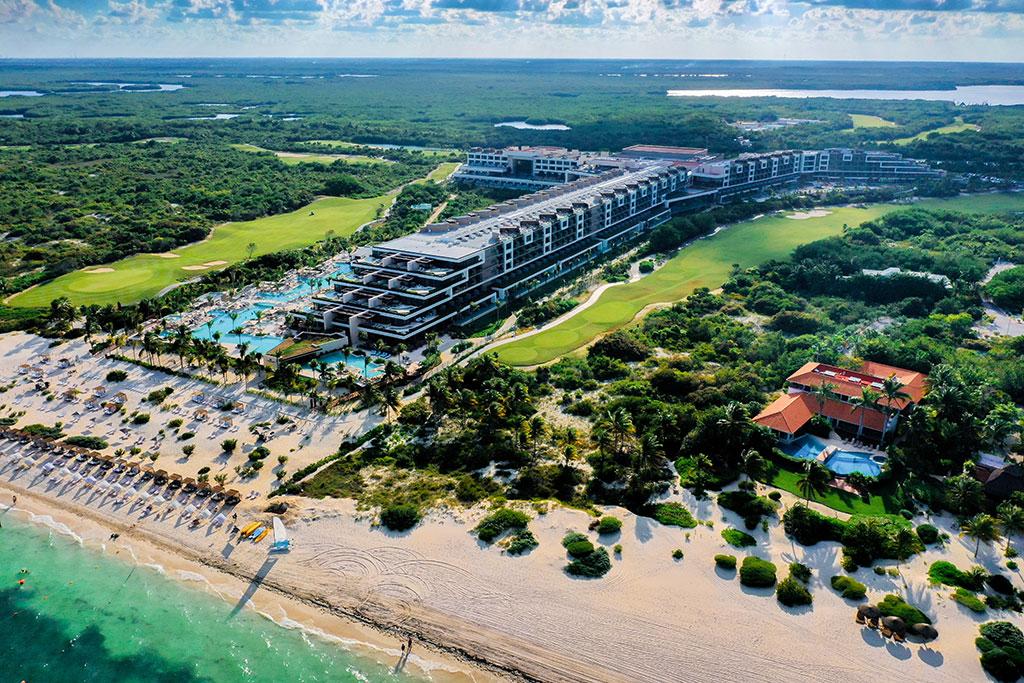 ESTUDIO PLAYA MUJERES   Panoramic Resort View 5